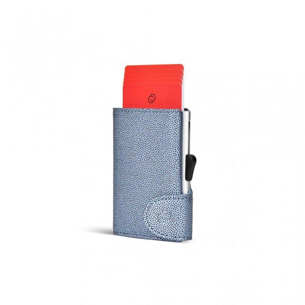 C-Secure C-Secure Wallet Fashion Blue