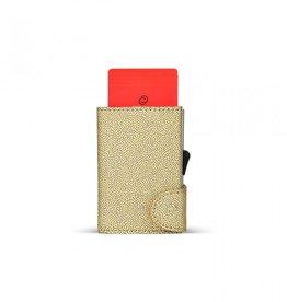 C-Secure C-Secure Wallet Fashion Gold