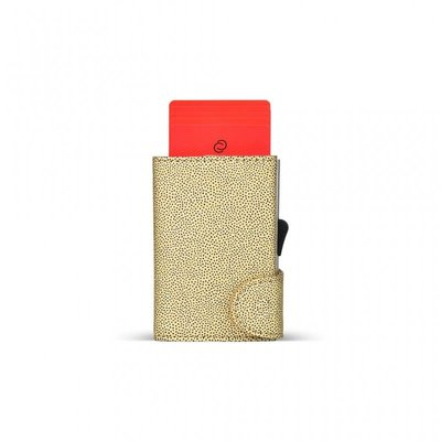 C-Secure C-Secure Wallet Fashion Gold