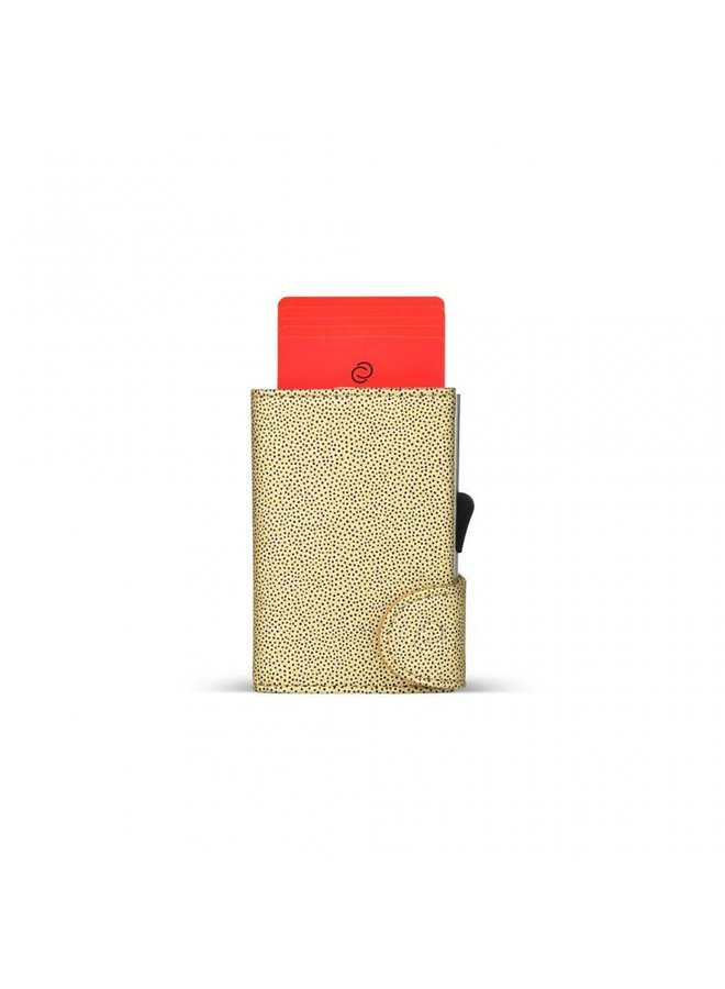 C-Secure Wallet Fashion Gold