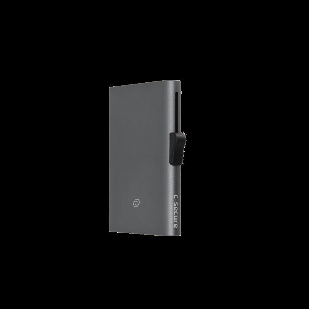 C-Secure C-Secure Cardholder Grey