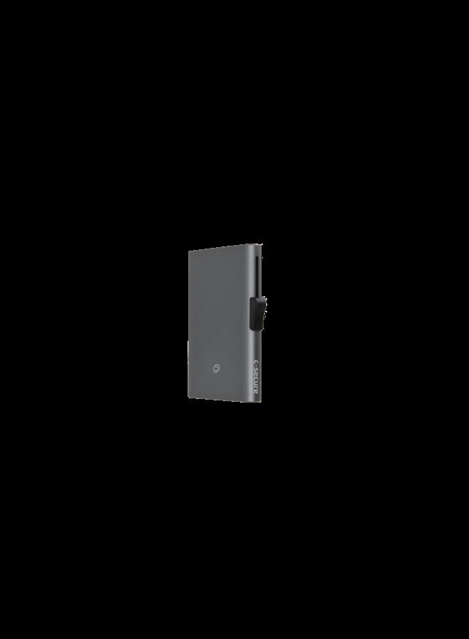 C-Secure Cardholder Grey