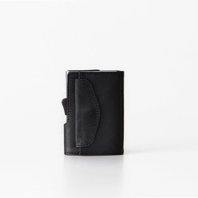 C-Secure C-Secure Coin Wallet Black Nero