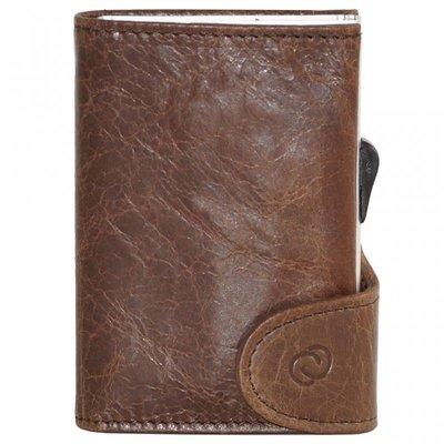 C-Secure C-Secure Wallet Brown Dark