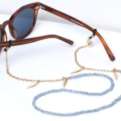 Sunny Cords Sunny Cords zonnebrillenkoord Beat It Blauw