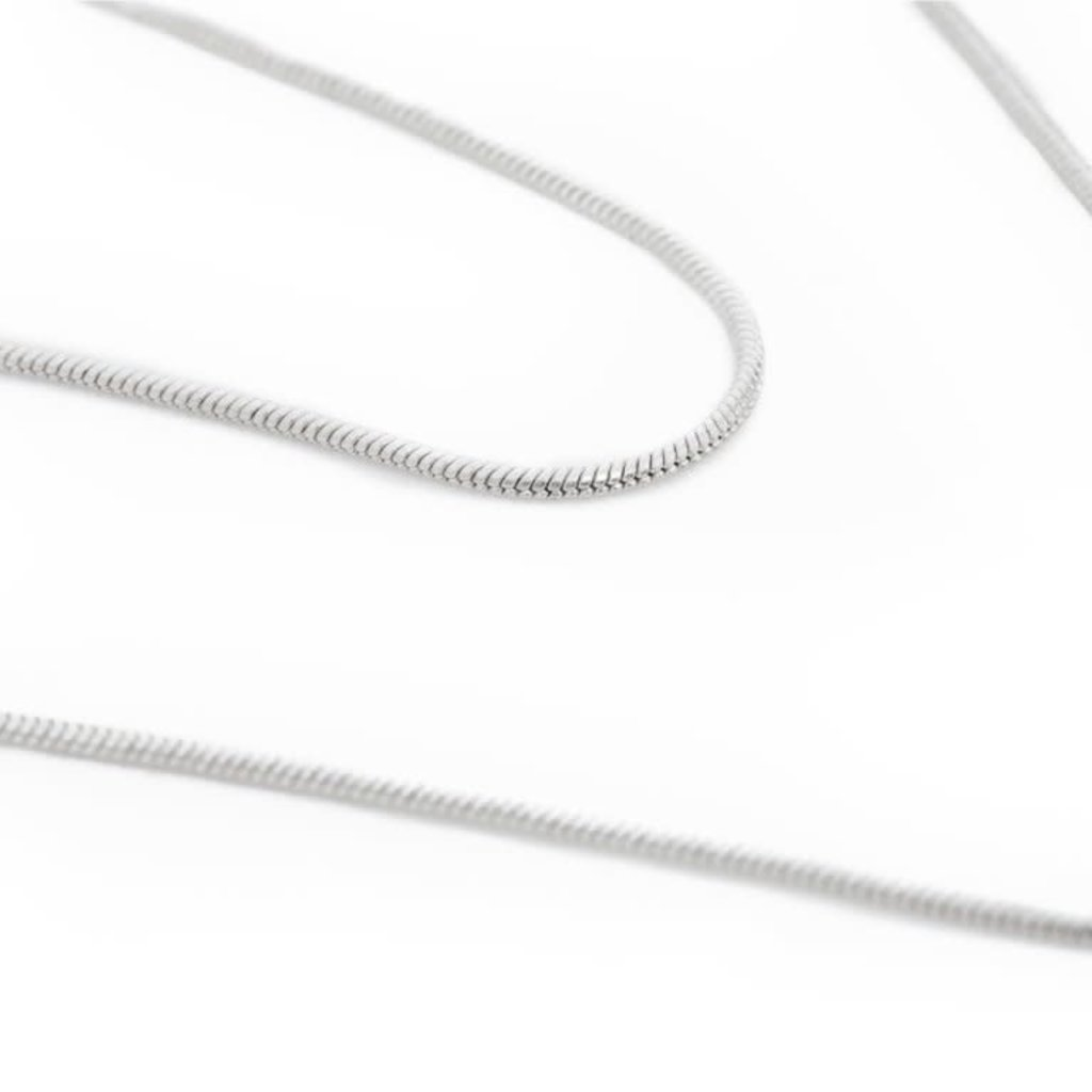 Sunny Cords Sunny Cords zonnebrillenkoord Zilver Delicate Snake