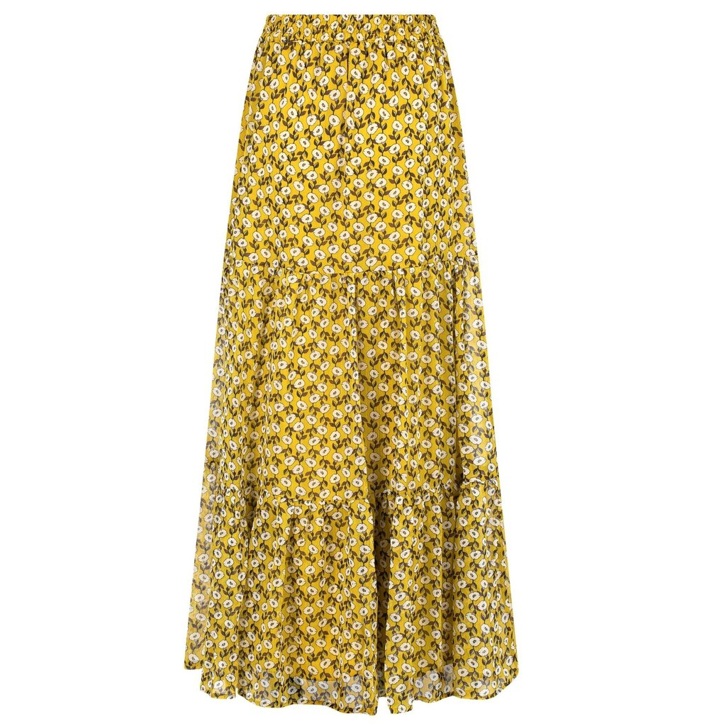 Ydence Ydence skirt Rosa Yellow