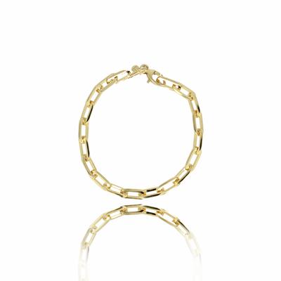 LOTT. Gioielli LOTT. Gioielli armband Closed Forever Gold Plated