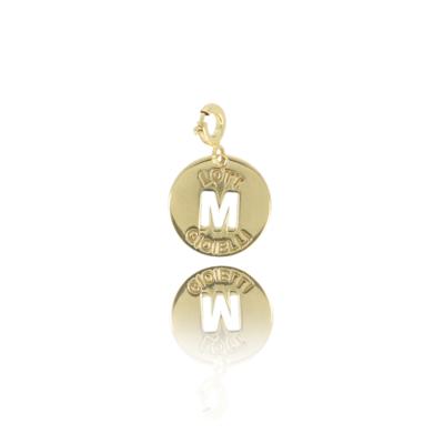 LOTT. LOTT. Gioielli Initial pendant Gold Plated