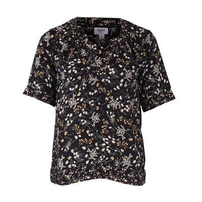 Saint Tropez Saint Tropez blouse Woven Black