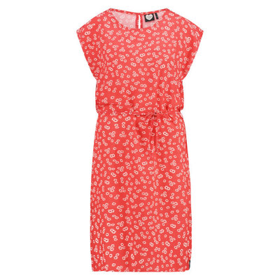 Catwalk Junkie Catwalk Junkie dress Coral Florals