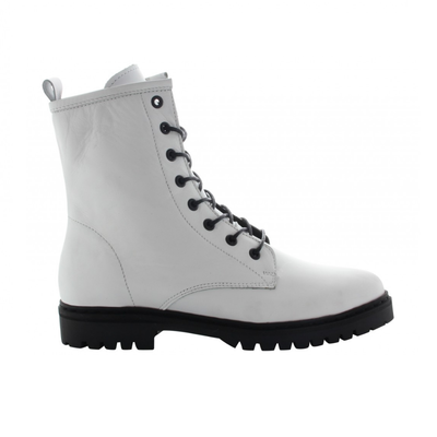 Tango boots Bee White Leather