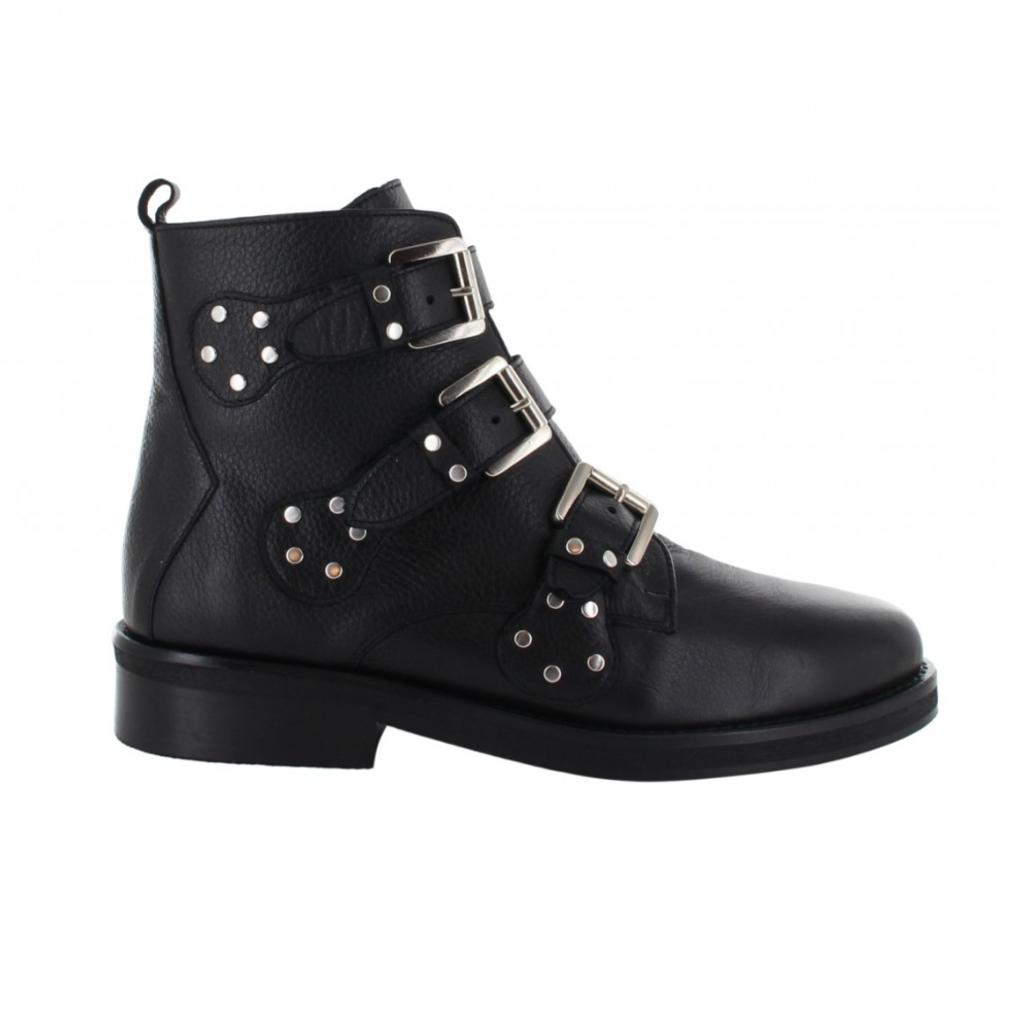 Tango Tango boots Pleun Flat 52-A Black