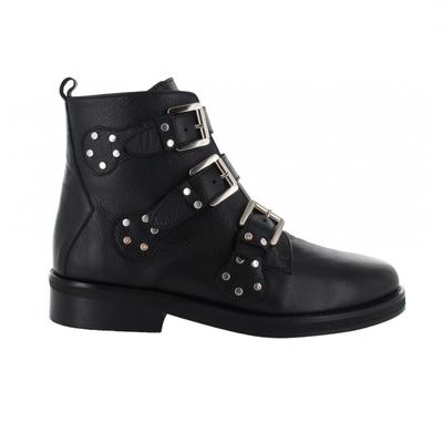 Tango boots Pleun Flat 52-A Black