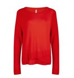 Zoso Zoso sweater Orange Red