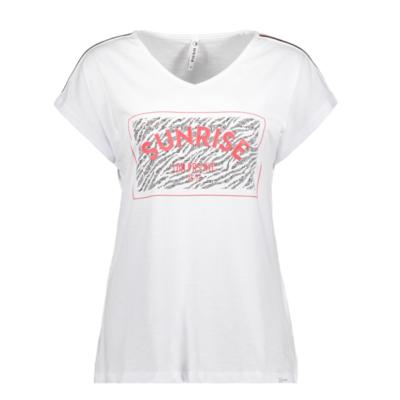 Zoso Zoso shirt Sacha White Red