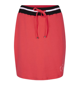 Zoso Zoso 193 Skita Skirt with striped waistband