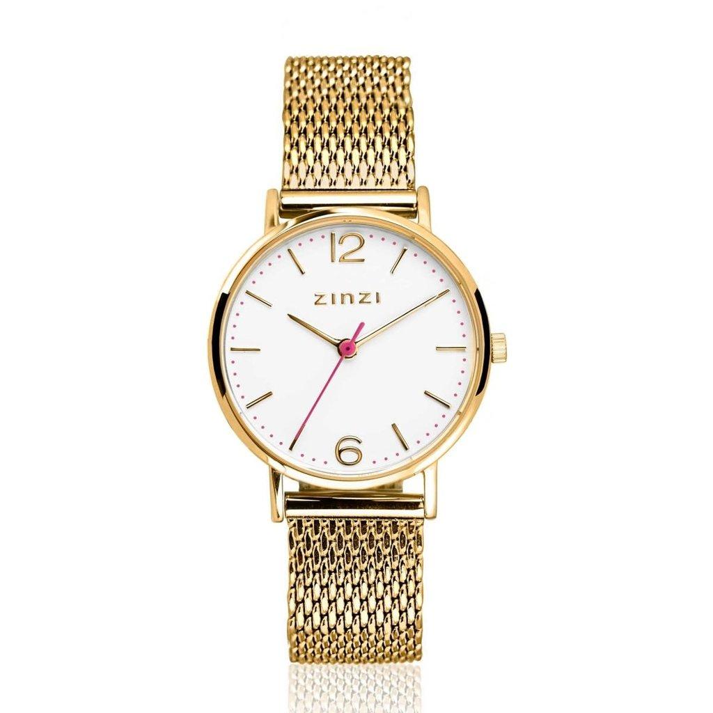 Zinzi Zinzi horloge Lady Gold Plated