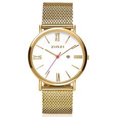 Zinzi Zinzi horloge Roman Gold Plated