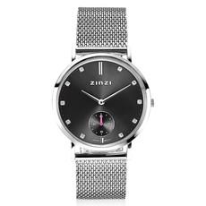 Zinzi Zinzi horloge Glam Grijs/Silver