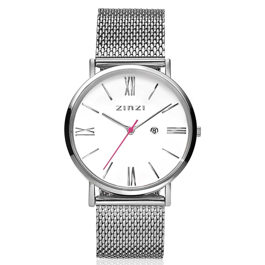 Zinzi Zinzi horloge Roman Silver