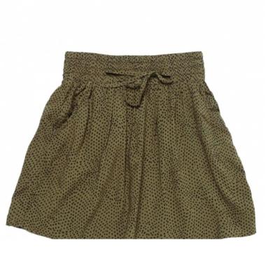 Circle of Trust Circle of Trust skirt Dara Dark Olive