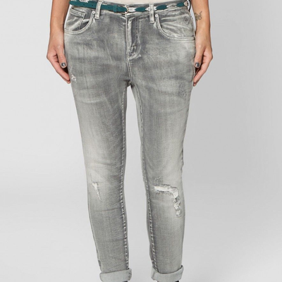 Circle of Trust Circle of Trust jeans Cooper Light Charcoal