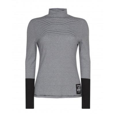 Zoso Zoso sweater Julia black/off white