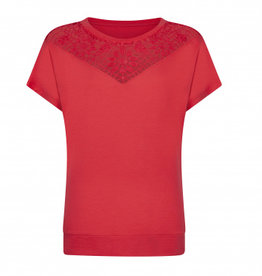 Zoso Zoso 193 Sandy Top with crochet 0019 red