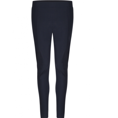 Zoso Zoso HR1905 Travel tight pant navy