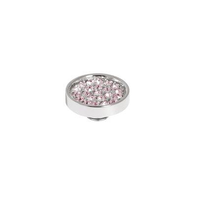 b14d411be15 Melano Melano Vivid meddy CZ Plate Stainless Steel Blossom