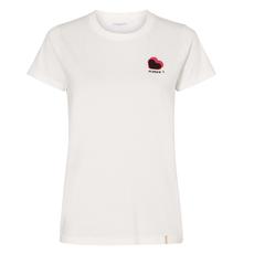 Fabienne Chapot Fabienne Chapot t-shirt Joanne Game Over Hearts Off White