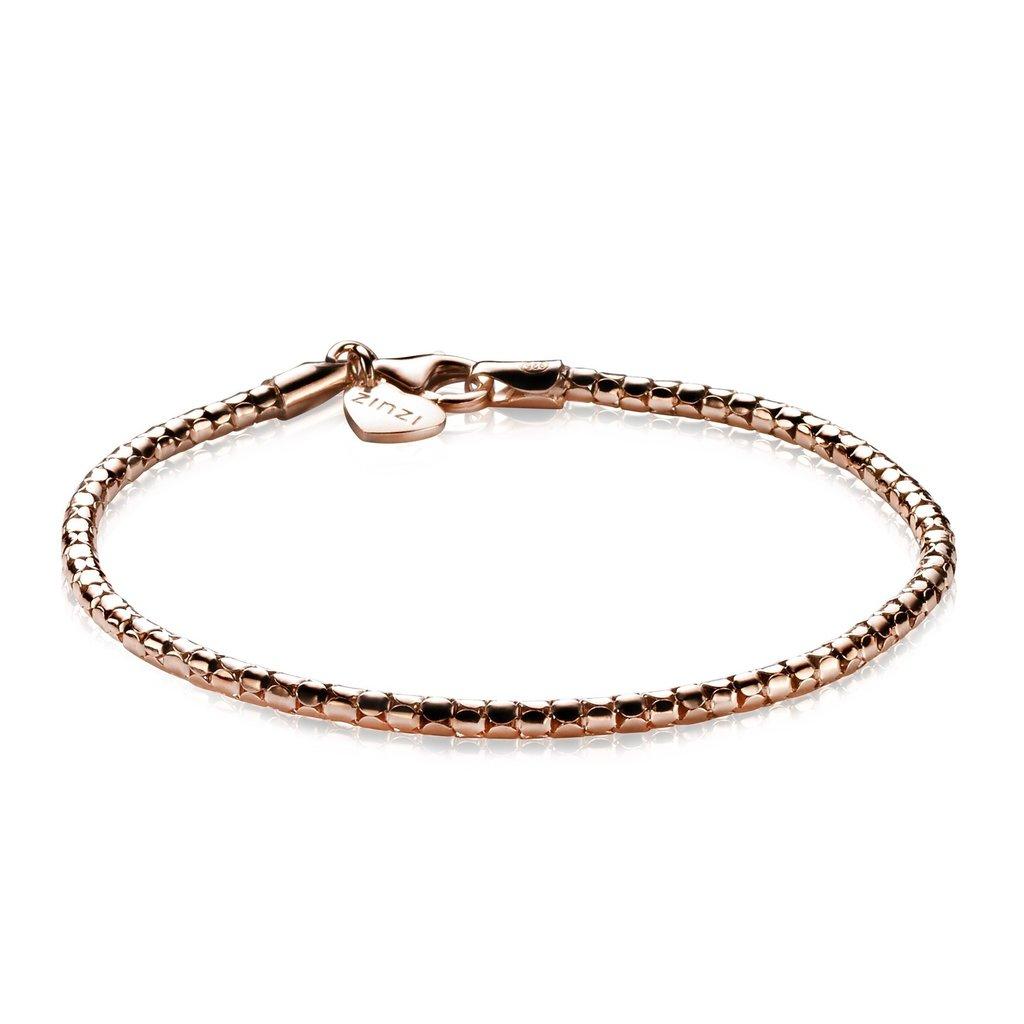 Zinzi Zinzi horloge Glam Rosé Gold Plated