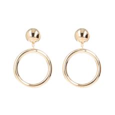 LOTT. Gioielli LOTT. Classic Collection oorbellen Hoop S Rosé Gold Plated