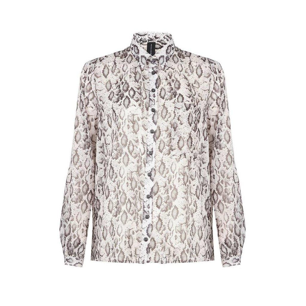 Jane Lushka Jane Lushka blouse GS719AW10P Ecru