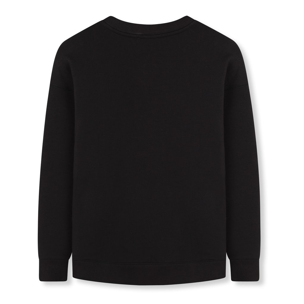 ALIX The Label ALIX trui Knitted Sweater Black