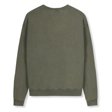 ALIX The Label ALIX trui Knitted Sweater Dark Olive