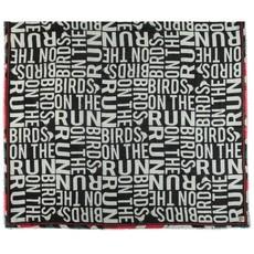 Birds on the Run Birds on the Run sjaal Iconic Logo