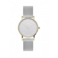 IKKI IKKI horloge Rose RSE03 Silver/Gold/White