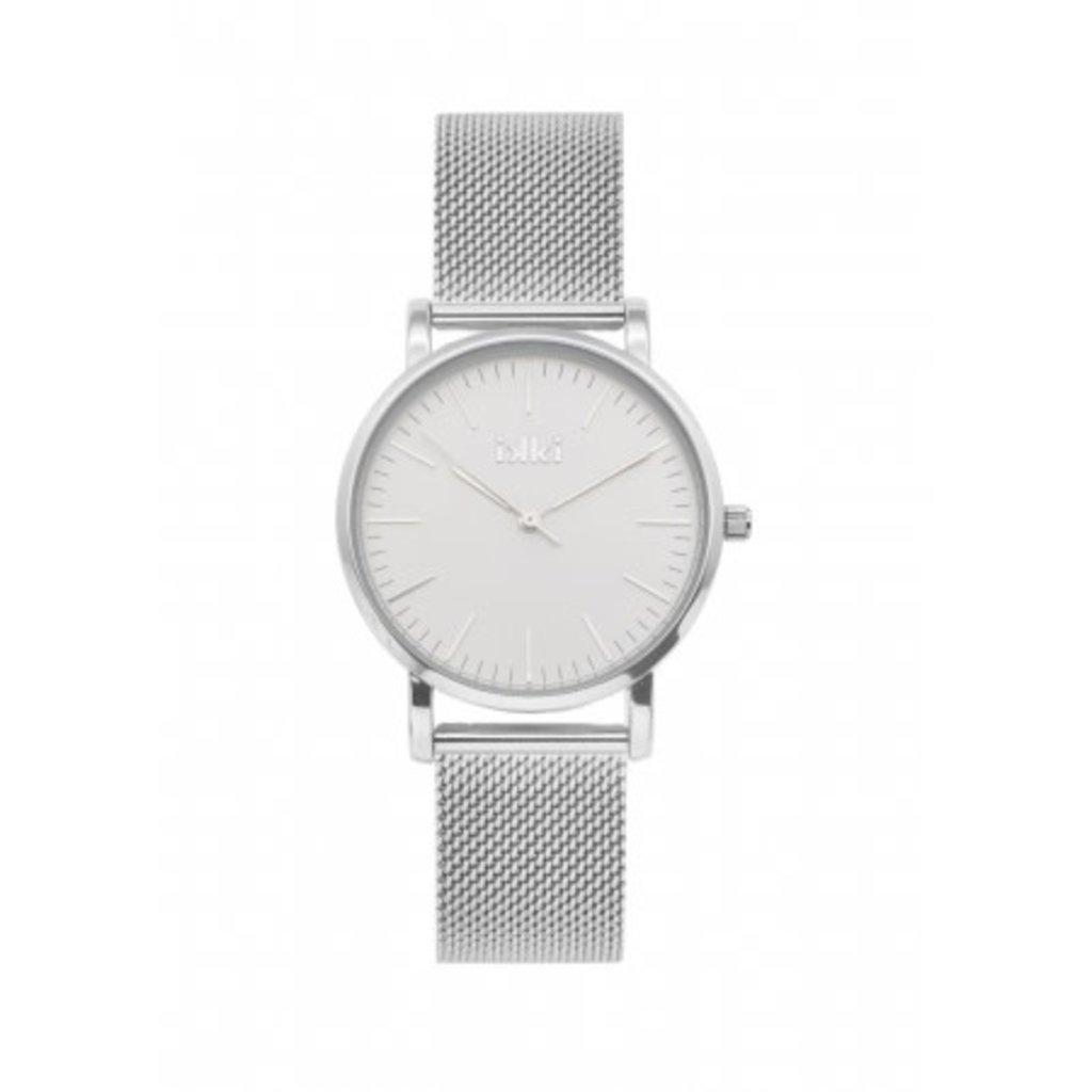 IKKI IKKI horloge Rose RSE01 Silver