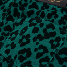 Fabienne Chapot Fabienne Chapot broek Sierra Penny Leopard Groen