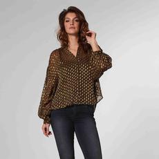 Circle of Trust Circle of Trust blouse Bente Raw Umber