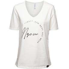 Zoso Zoso T-shirt 194 Mabel off white