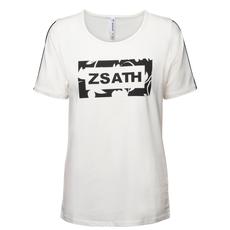 Zoso Zoso T-shirt 194 Thelma off white