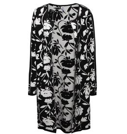 Zoso Zoso vest 194 Gwen Black/Off White