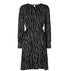Fabienne Chapot Fabienne Chapot Bonnie Bo jurk Stardust Zebra Print