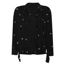 Ambika Ambika jacket Lois Stars Black/Silver