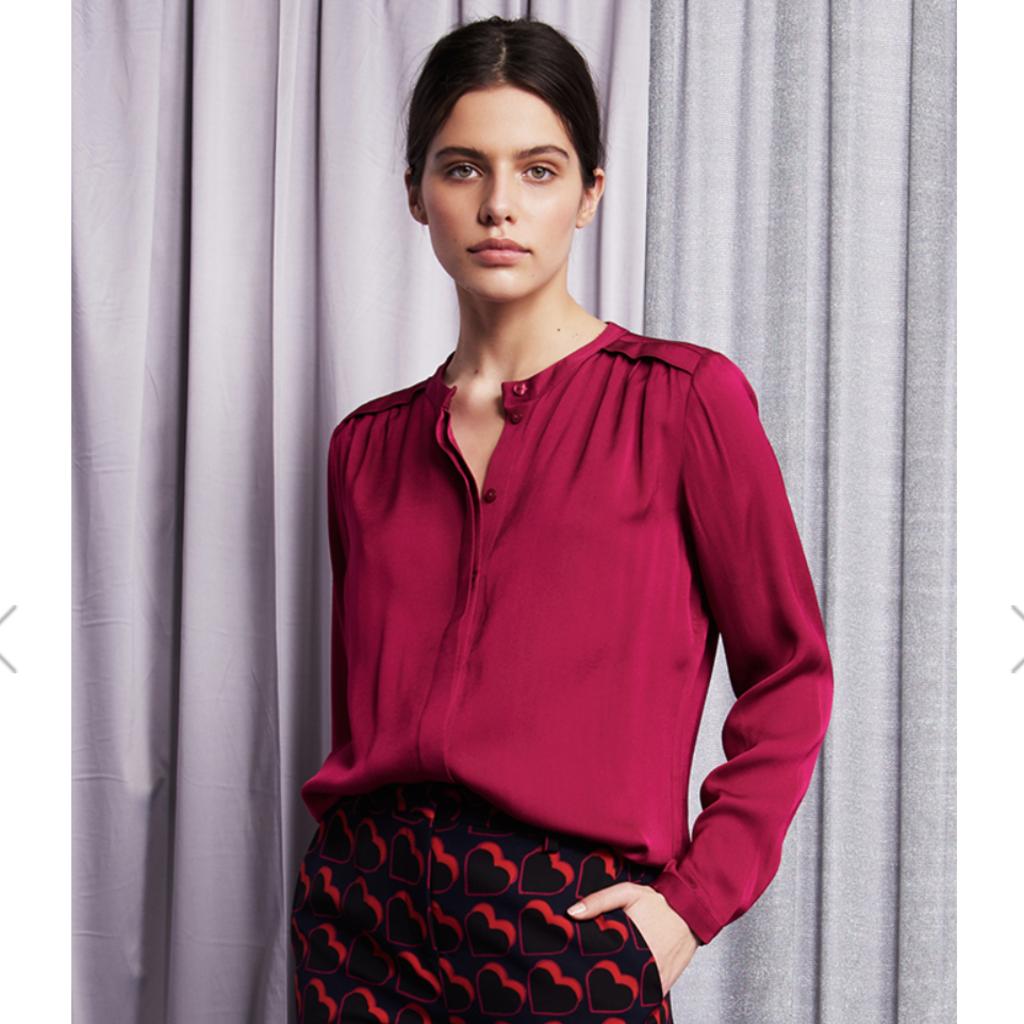 Fabienne Chapot Fabienne Chapot blouse Sunset Fuchsia
