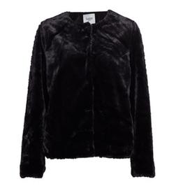 Saint Tropez Saint Tropez T7054 short jacket Black