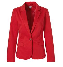 Saint Tropez Saint Tropez P4036 jersey blazer red